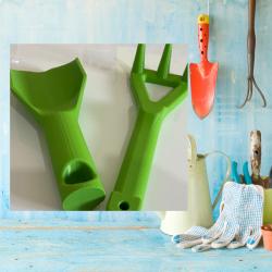 Petits outils de jardin